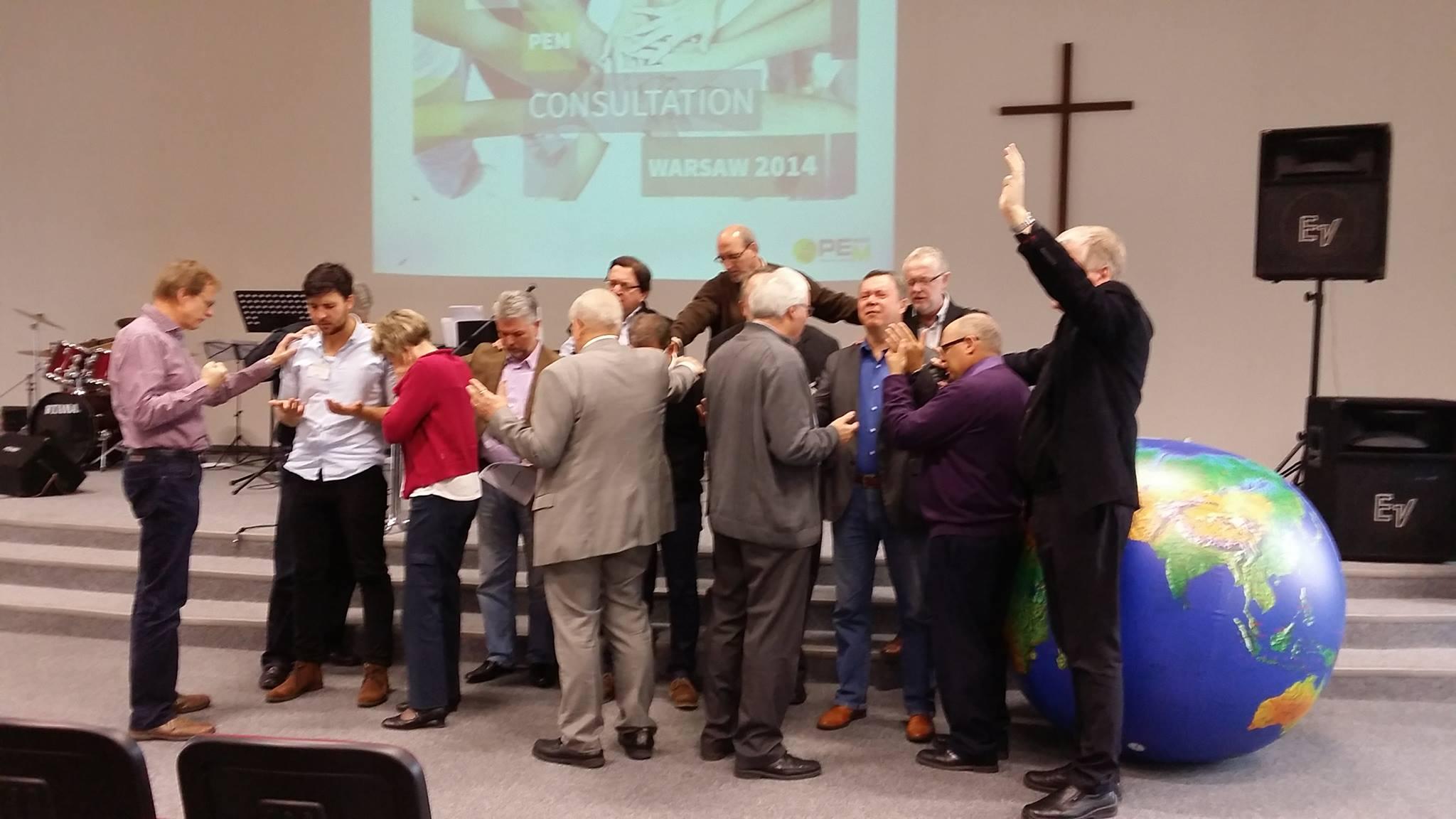 Prayerful Leaders' Meeting In Warsaw