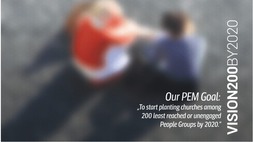 Good News! 264 Unreached People Groups In Focus Of The PEM Members