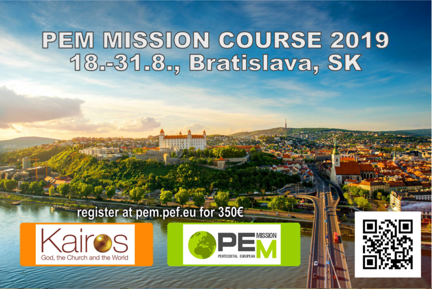 PEM Mission Course 2019 In Slovakia
